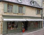 Vitrine Rue Majour - Brive-La-Gaillarde